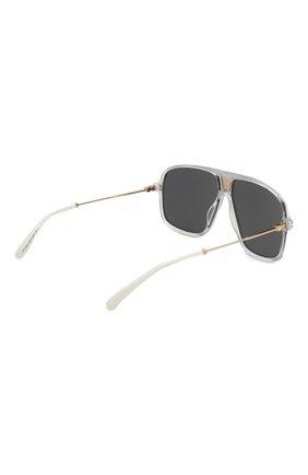 Женские солнцезащитные очки GIVENCHY белого цвета, арт. 7138 P9U | Фото 5