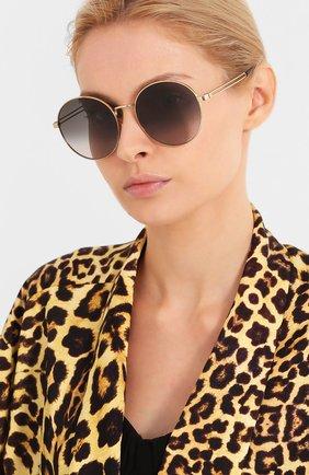 Мужские солнцезащитные очки GIVENCHY серого цвета, арт. 7149/F J5G | Фото 2