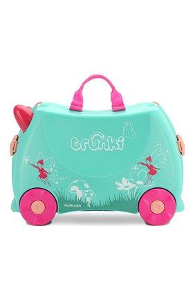 Детский чемодан TRUNKI разноцветного цвета, арт. 0324-GB01 | Фото 1