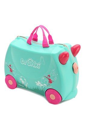 Детский чемодан TRUNKI разноцветного цвета, арт. 0324-GB01 | Фото 2