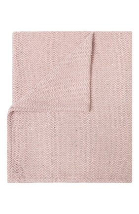 Детского плед BLOOMINGVILLE розового цвета, арт. 14200737 | Фото 1