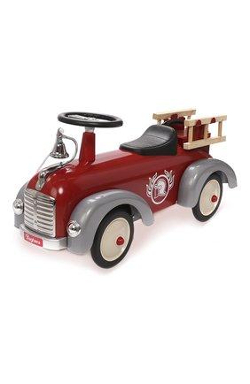 Детского пожарная машина BAGHERA красного цвета, арт. 838 | Фото 1