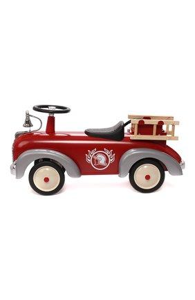 Детского пожарная машина BAGHERA красного цвета, арт. 838 | Фото 2