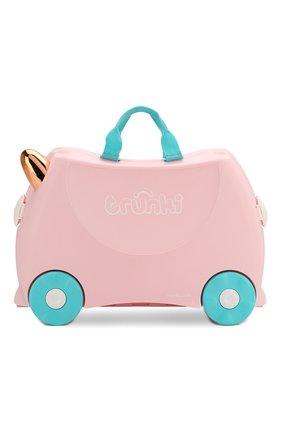 Детский чемодан TRUNKI разноцветного цвета, арт. 0353-GB01 | Фото 1