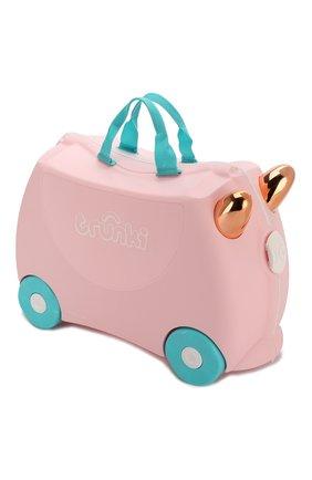 Детский чемодан TRUNKI разноцветного цвета, арт. 0353-GB01 | Фото 2