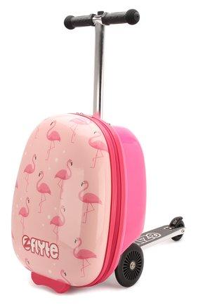 Детский cамокат-чемодан ZINC разноцветного цвета, арт. ZC05824 | Фото 1