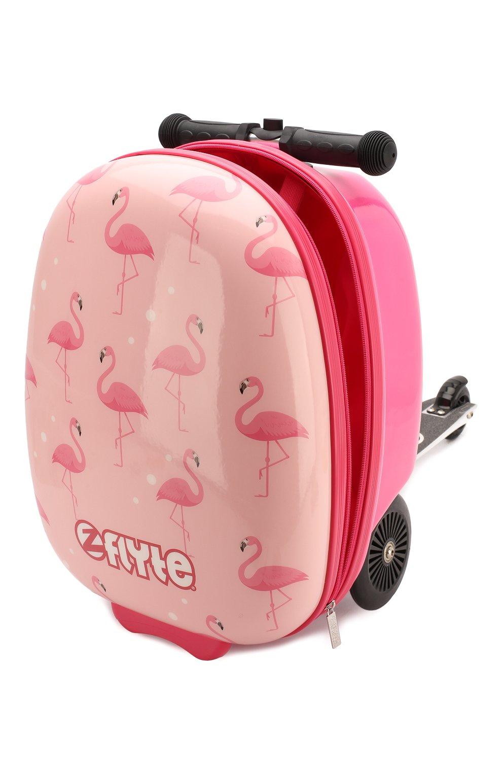 Детский cамокат-чемодан ZINC разноцветного цвета, арт. ZC05824 | Фото 6