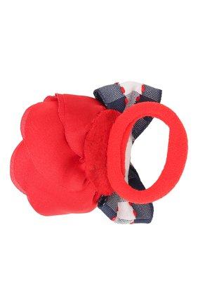 Детская резинка JUNEFEE красного цвета, арт. 6474 | Фото 2