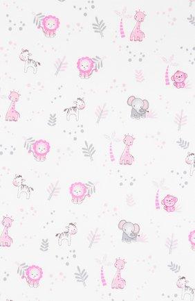 Детского хлопковая пеленка MAGNOLIA BABY розового цвета, арт. 649-80P-PK | Фото 2