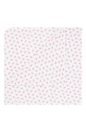Детского хлопковая пеленка MAGNOLIA BABY розового цвета, арт. 755-80P-PK   Фото 1