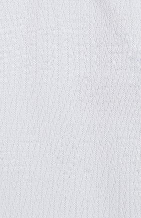 Детский комплект из распашонки с шапкой и ползунков KISSY KISSY голубого цвета, арт. 141207 | Фото 8