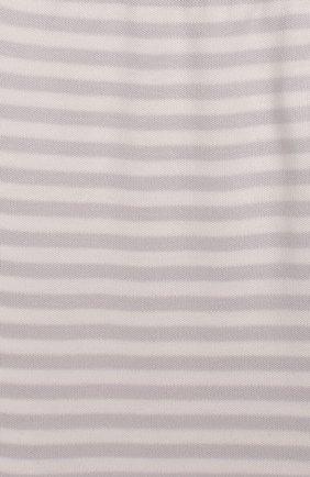 Детский комплект из распашонки и ползунков KISSY KISSY серого цвета, арт. KNZ04167N | Фото 7