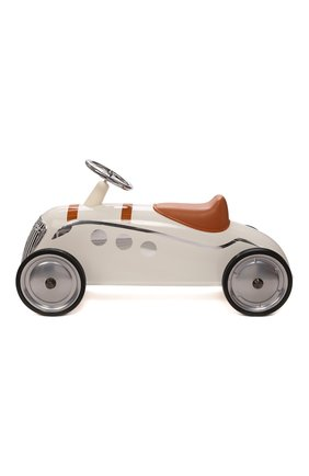 Детского машина rider peugeot BAGHERA бежевого цвета, арт. 827 | Фото 2