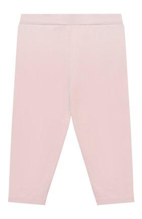 Детский комплект из футболки и брюк MONCLER розового цвета, арт. F1-951-8M710-10-8790A | Фото 5