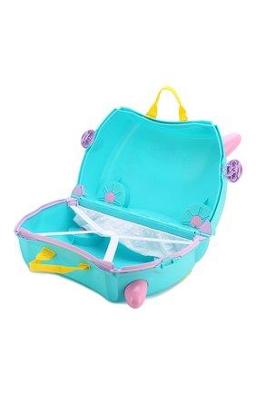 Детский чемодан TRUNKI разноцветного цвета, арт. 0287-GB01 | Фото 3