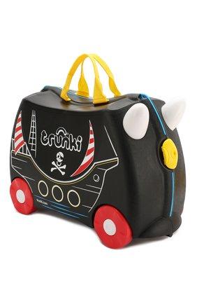 Детский чемодан TRUNKI разноцветного цвета, арт. 0312-GB01 | Фото 2