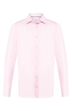 Мужская сорочка ETON розового цвета, арт. 1000 01069 | Фото 1