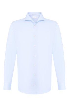 Мужская хлопковая сорочка ETON голубого цвета, арт. 1000 00871 | Фото 1