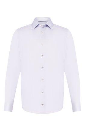 Мужская хлопковая сорочка ETON серого цвета, арт. 1000 00665 | Фото 1