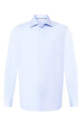 Мужская хлопковая сорочка ETON голубого цвета, арт. 1000 00991 | Фото 1