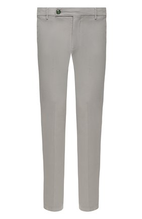 Мужской хлопковые брюки BERWICH светло-серого цвета, арт. M0RELL0/SN0007X | Фото 1