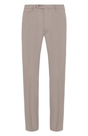 Мужской хлопковые брюки BERWICH бежевого цвета, арт. VULCAN0/CN101X | Фото 1