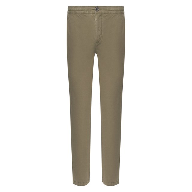 Хлопковые брюки Vilebrequin — Хлопковые брюки
