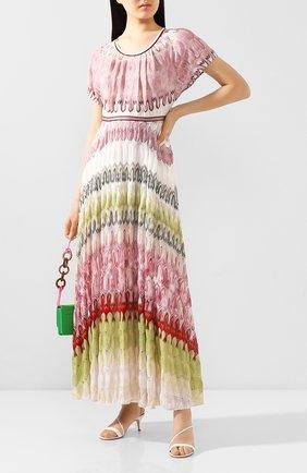 Женское платье из вискозы MISSONI разноцветного цвета, арт. MDG00540/BR007Z | Фото 2