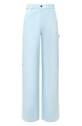 Женские джинсы MARC JACOBS (THE) голубого цвета, арт. D4000001 | Фото 1