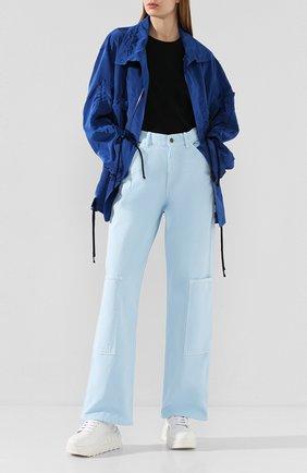 Женские джинсы MARC JACOBS (THE) голубого цвета, арт. D4000001 | Фото 2