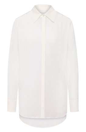 Женская рубашка VICTORIA, VICTORIA BECKHAM белого цвета, арт. 2120WSH000425A | Фото 1