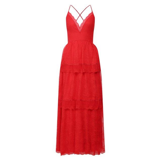 Платье-макси Ermanno Ermanno Scervino