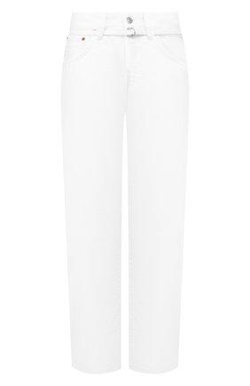 Женские джинсы ACNE STUDIOS белого цвета, арт. C00006/W | Фото 1