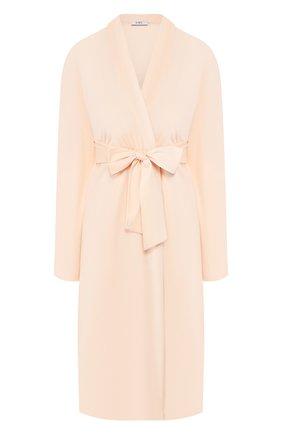 Женский хлопковый халат IMEC светло-розового цвета, арт. 71222 | Фото 1