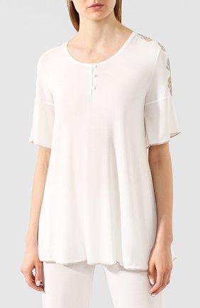 Женская пижама IMEC кремвого цвета, арт. 71215 | Фото 2