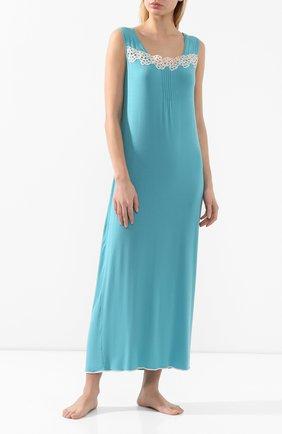 Женская сорочка IMEC бирюзового цвета, арт. 71213 | Фото 2