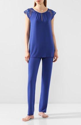 Женская пижама IMEC синего цвета, арт. 71206 | Фото 1