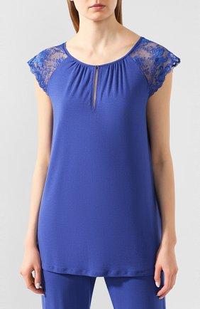 Женская пижама IMEC синего цвета, арт. 71206 | Фото 2