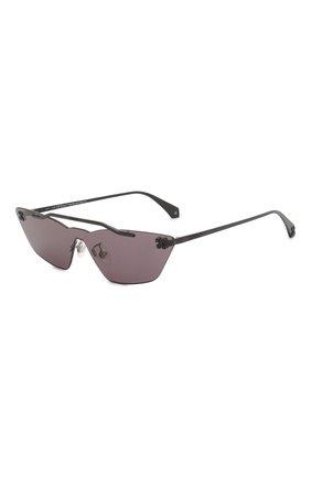 Мужские солнцезащитные очки OFF-WHITE черного цвета, арт. 0WRI018S20MET0011000 | Фото 1