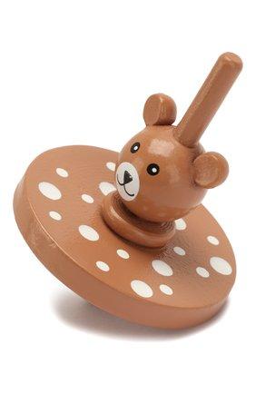 Детского юла мишка BLOOMINGVILLE коричневого цвета, арт. 56200882 | Фото 2