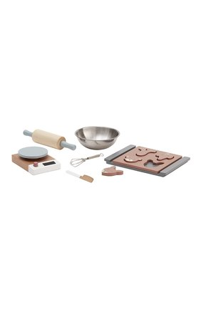 Детского игрушечный набор для выпечки KID`S CONCEPT серого цвета, арт. 1000271 | Фото 1