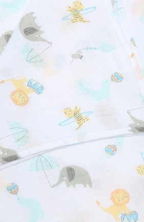 Детского комплект из 4-х пеленок ADEN+ANAIS разноцветного цвета, арт. G3124 | Фото 2
