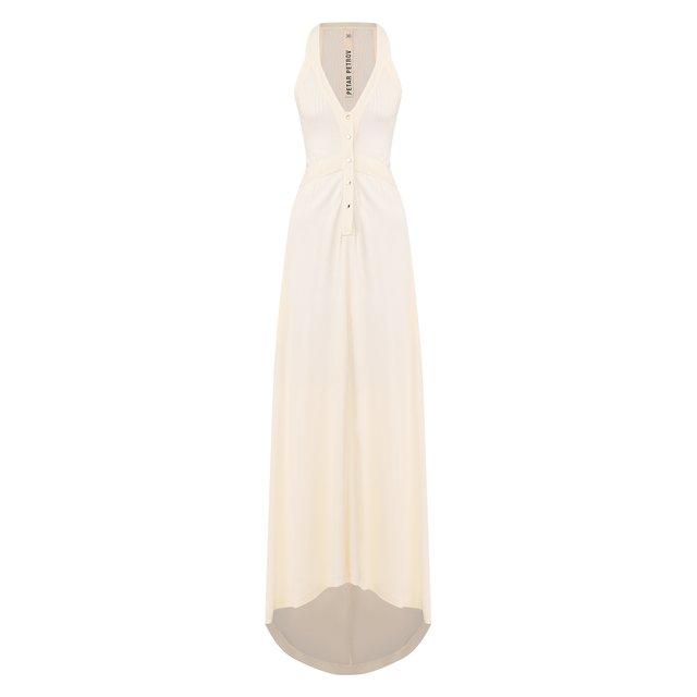 Платье из вискозы Petar Petrov