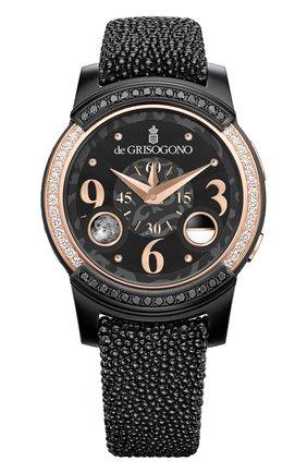 Женские часы samsung gear s2 DE GRISOGONO черно-белого цвета, арт. DG/GEAR S2 | Фото 1