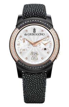 Женские часы samsung gear s2 DE GRISOGONO черно-белого цвета, арт. DG/GEAR S2 | Фото 2
