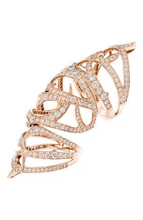 Женские кольцо STEPHEN WEBSTER розового золота цвета, арт. 3016450 | Фото 1