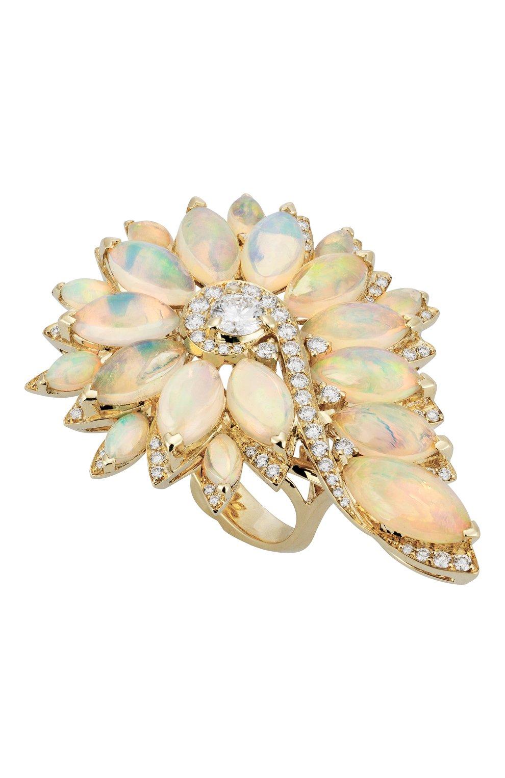 Женские кольцо STEPHEN WEBSTER бесцветного цвета, арт. 3018143   Фото 1