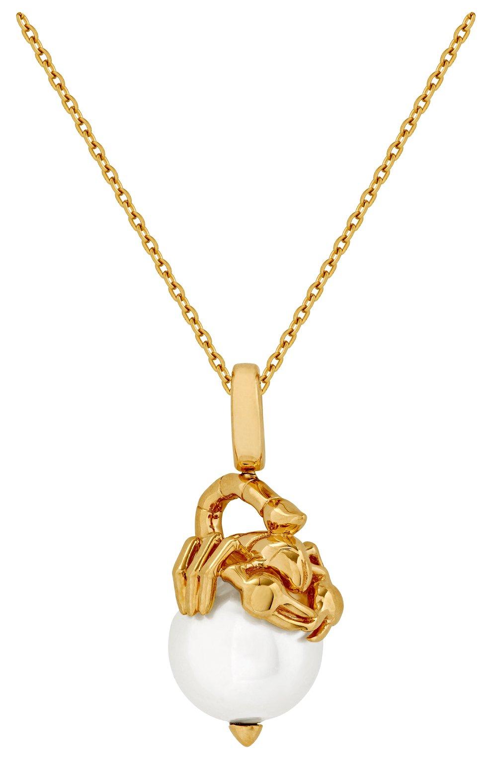 Женские кулон скорпион STEPHEN WEBSTER желтого золота цвета, арт. 3021577   Фото 1