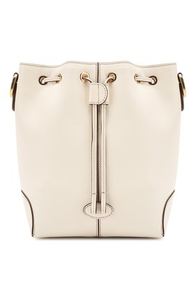 Женская сумка TOD'S белого цвета, арт. XBWDBAK0100XPA | Фото 1