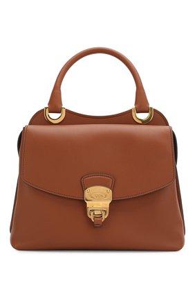 Женская сумка TOD'S коричневого цвета, арт. XBWA0JI0200XPA | Фото 1